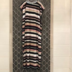 WHBM 2 in 1 Maxi Dress/Skirt